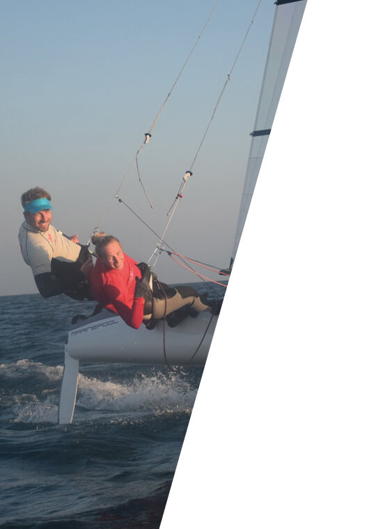 Thomas Zajac continues to be the star in Austria's sailing sky
