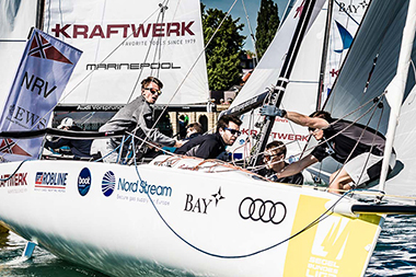 FSE Robline as official partner of the German Sailing League