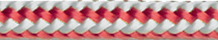 Dinghy Control White-Red (1,7-4mm)