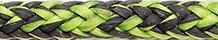 Dinghy Polytech Neongreen-Black
