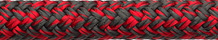 Robline Halyard red-grey