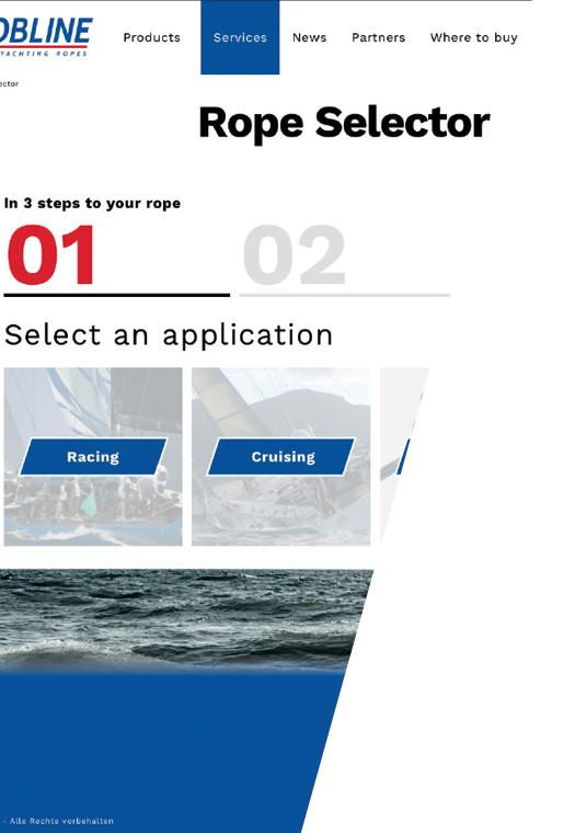 Rope Selector