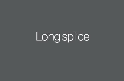 Splicing Guide Long Splice