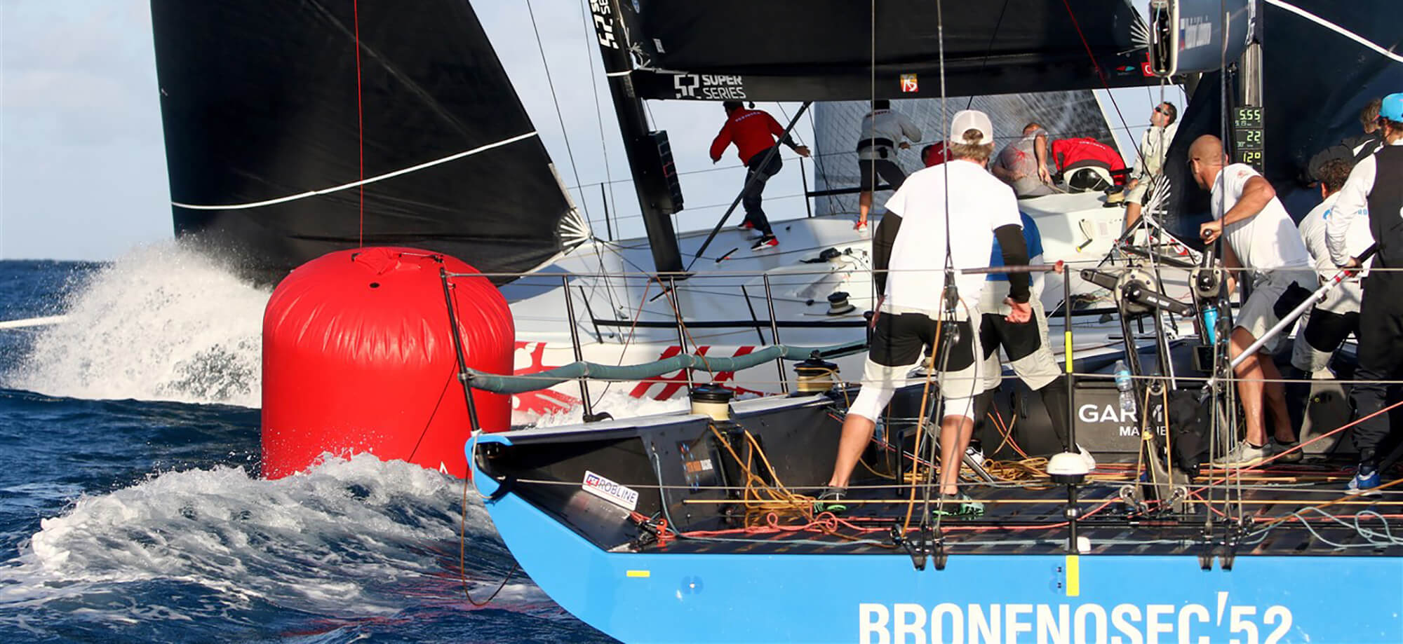 Bronenosec TP52 Sailing Team