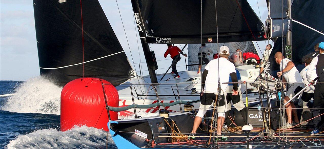 Bronenosec TP52 Sailing Team