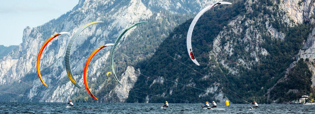 UPPER AUSTRIA KiteFooil Grand Prix Traunsee 2021